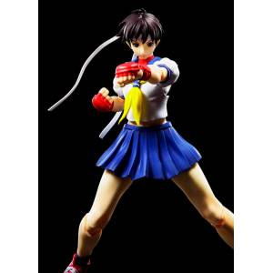 Street Fighter IV - Sakura Kasugano [SH Figuarts]