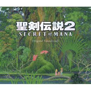 Seiken Densetsu 2 - Secret of Mana Original Soundtrack [OST]