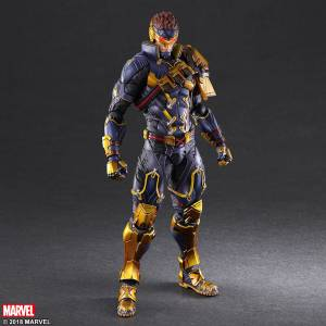 MARVEL UNIVERSE - Cyclops [Variant Play Arts Kai]