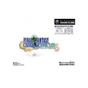 Final Fantasy Crystal Chronicles (with cable) [NGC - used good condition]