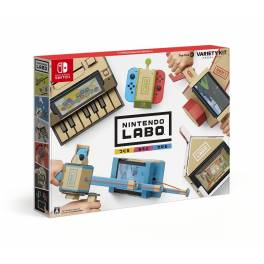 Nintendo Labo Toy-Con 01: Variety Kit (full english support) [Switch]