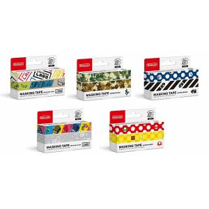 Nintendo Labo - Masking Tape Set of 5 types [Switch]