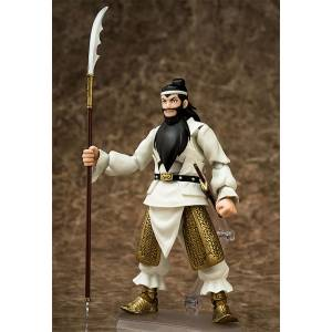 Yokoyama Mitsuteru Sangokushi - Guan Yu [Figma SP-104]