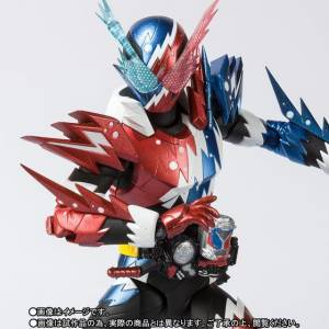 Kamen Rider Build - Rabbit Tank Sparkling Form Limited Edition [SH Figuarts]