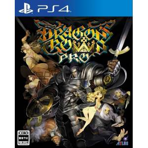 Dragon's crown Pro - Standard Edition [PS4-Used]