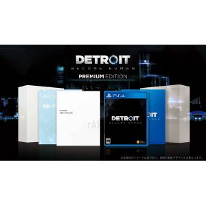 Detroit: Become Human - Premium edition [PS4]
