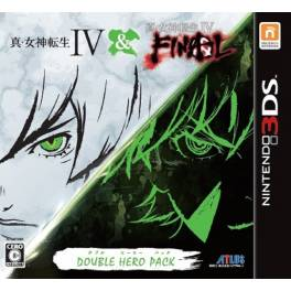 Shin Megami Tensei IV - Shin Megami Tensei IV Final Double Hero Pack [3DS]