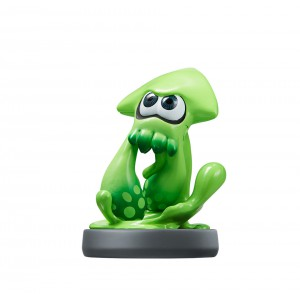 Restock in June Amiibo Ika / Squid - Splatoon series Ver. [Wii U]