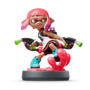 FREE SHIPPING - Amiibo Girl - Splatoon 2 [Switch]
