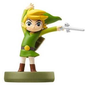 Restock in june Amiibo Toon Link (The Wind Waker) - Legend of Zelda series Ver. [Wii U]