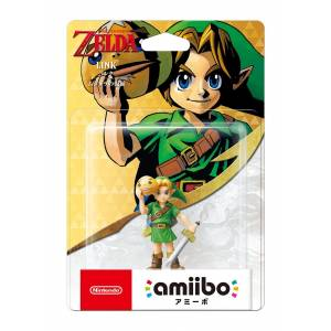 Amiibo Link (Majora's mask ver.) - The Legend of Zelda series [3DS]