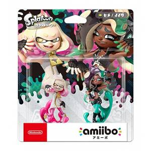 Amiibo Pearl & Marina Set - Splatoon 2 [Switch]
