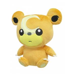 Pokemon - Himeguma / Teddiursa - Pocket Monsters All Star Collection S - PP101 [Plush Toys]