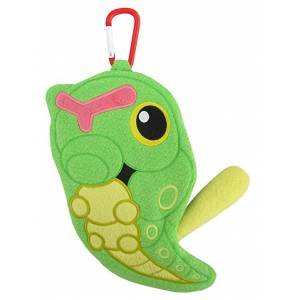 Pokemon - Caterpie  - Pocket Monsters Pouch - PZ26 [Plush Toys]