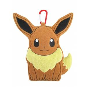 Pokemon - Eevee - Pocket Monsters Pouch - PZ29 [Plush Toys]