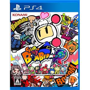 Super Bomberman R - standard edition [PS4]