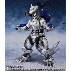 Godzilla vs MechaGodzilla (2002)-  MFS-3 Kiryu, Shinagawa Final Battle ver. - Limited Edition [SH MonsterArts]