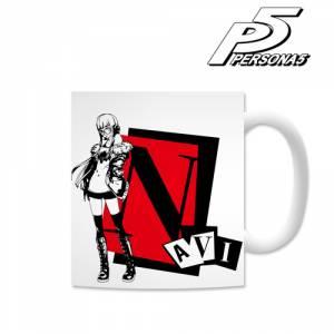 Persona 5 - Navi Special Mug Cup [Goods]