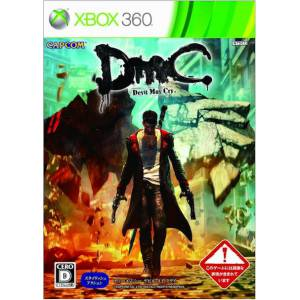DmC Devil May Cry [X360]