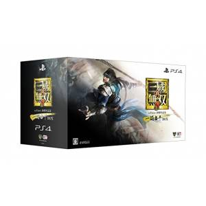 Shin Sangoku 8 Dynasty Warriors 9 Omega-Force 20th Anniversary Commemorative Ikki Tousen BOX [PS4]