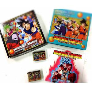 FREE SHIPPING - Dragon Ball Carddass - Legendary Revival Part 35 & 36 Limited Edition [Trading Cards]