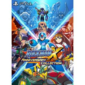 Mega man X / Rockman X Anniversary Collection - Standard Edition (Multi Language) [PS4]