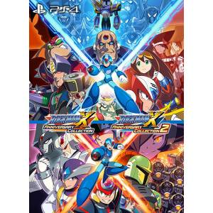 Mega man X / Rockman X Anniversary Collection 1+2 - Standard Edition [PS4]