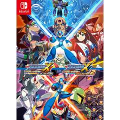 Mega man X / Rockman X Anniversary Collection 1+2 - Standard Edition [Switch]