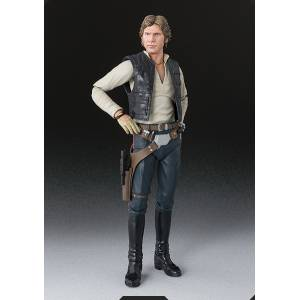 Star Wars A NEW HOPE - Han Solo Reissue [SH Figuarts]