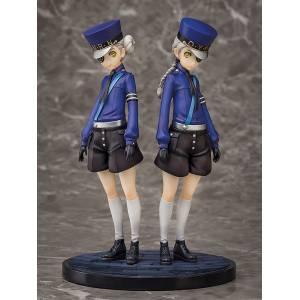 Persona 5 - Caroline & Justine [Aquamarine]