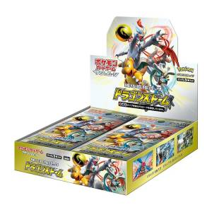 "Pokemon Card Game Sun & Moon - Kyouka Expansion Pack ""Dragon Storm"" 30 Pack BOX [Trading Cards]"