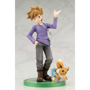 Pokemon Figure Series - Blue with Eevee [ARTFX J]