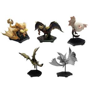 Monster Hunter Standard Model Plus Vol.10 - 6 Pack BOX Reissue [Capcom Figure Builder]