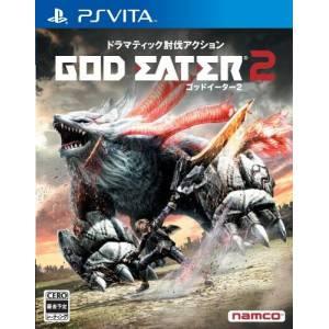 God Eater 2  [PSVita - Used]