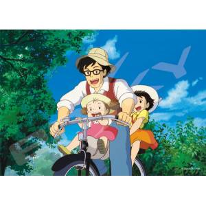 My Neighbor Totoro - Going Out With Dad 108 pcs Jigsaw Puzzle [Goods]