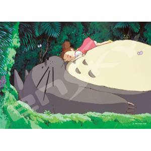 My Neighbor Totoro - Mei Dozing Off 108 pcs Jigsaw Puzzle [Goods]