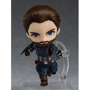 Avengers: Infinity War - Captain America Infinity Edition [Nendoroid 923]