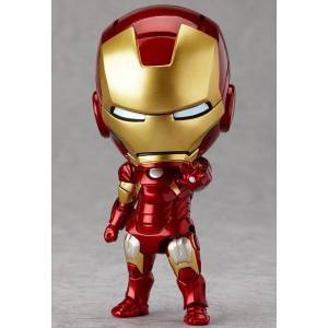 Iron Man Mark Vii Hero's Edition [Nendoroid 284]