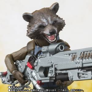 Avengers: Infinity War - Rocket Raccoon Limited Edition [SH Figuarts]