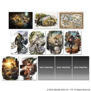 Octopath Traveler - Poster Set [Goods]