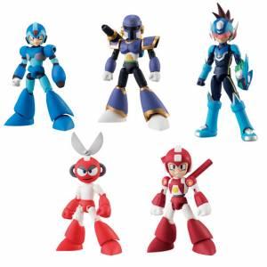 66 Action Sash Mega Man 2 10 Pack BOX [Bandai]