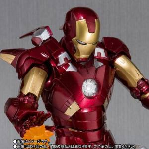 Avengers - Iron Man Mk-7 Limited Edition [SH Figuarts]