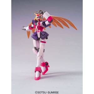 Mobile Fighter G Gundam - Nobell Gundam Berserker Mode Plastic Model [1/144 HGFC / Bandai]