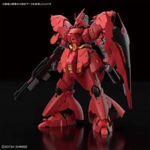 Mobile Suit Gundam: Char's Counterattack - Sazabi Plastic Model [1/144 RG / Bandai]