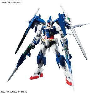 Gundam Build Divers - Gundam 00 Diver Ace Plastic Model [1/144 HGBD / Bandai]