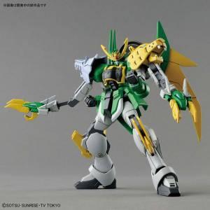 Gundam Build Divers - Gundam Jiyan Altron Plastic Model [1/144 HGBD / Bandai]