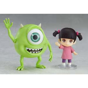 Monsters, Inc. - Mike & Boo Set: Standard Ver. [Nendoroid 921]