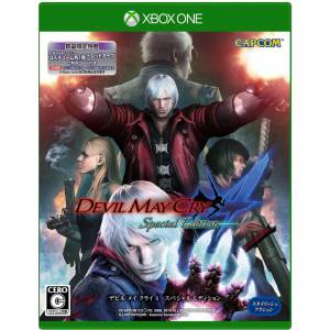 Devil May Cry 4 Special Edition - Standard Edition [Xbox One - Occasion]