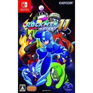 Mega Man 11 / Rockman 11 - Standard Edition (Multi Language) [Switch]