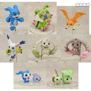 Digimon Adventure - DigiColle! DATA 3 8 pieces BOX [MegaHouse]